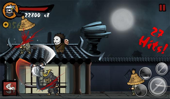 El Jugón de movil - Ninja Revenge