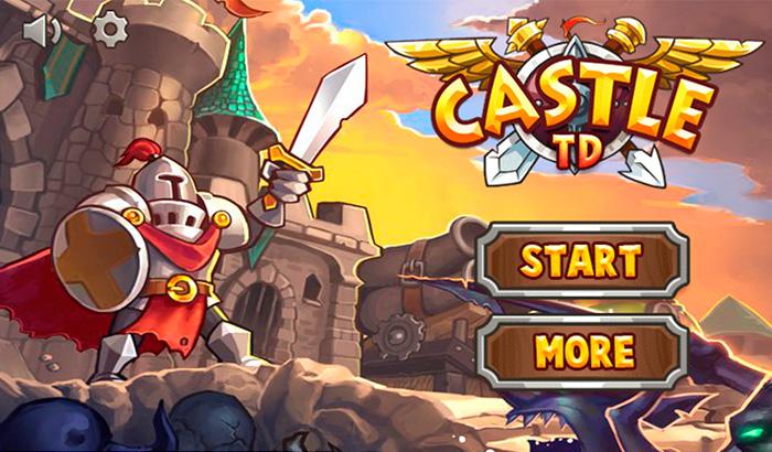 El Jugón De Móvil Análisis Castle TD portada