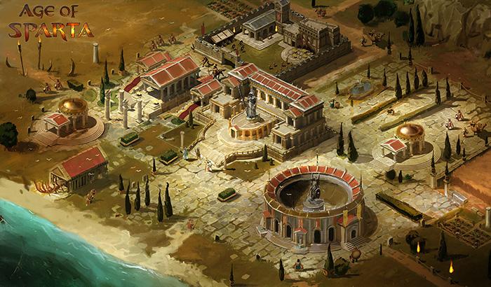 El Jugón de Móvil Análisis Age of Sparta Noticia