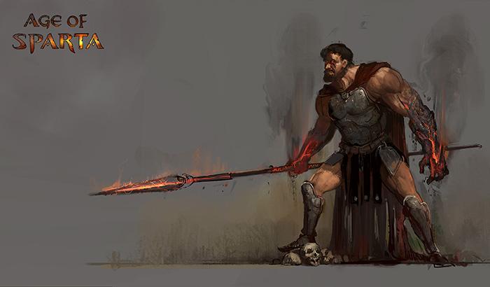 El Jugón de Móvil Análisis Age of Sparta Noticia Concept