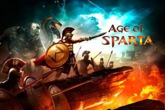 El Jugón de Móvil Análisis Age of Sparta portada