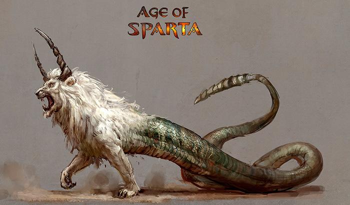 El Jugón de Móvil Análisis Age of Sparta concept