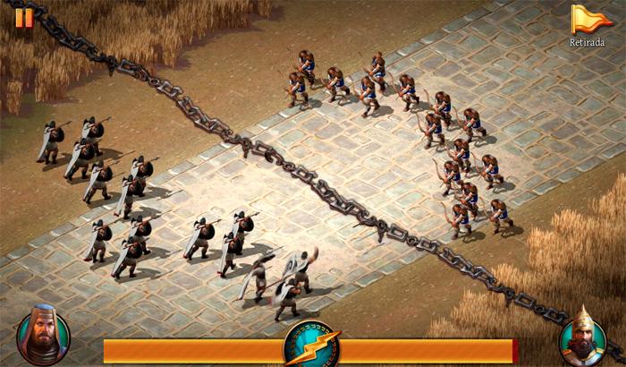 El Jugón de Móvil Análisis Age of Sparta partida
