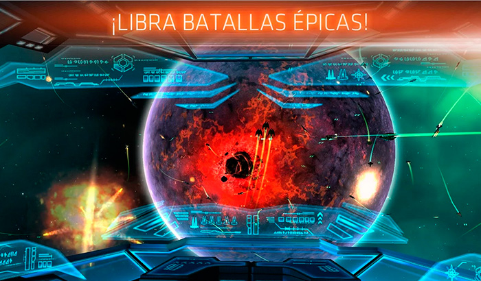 El Jugón De Móvil - Galaxy on fire noticia