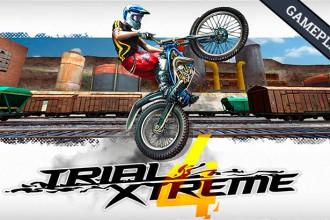 El Jugón De Móvil Gameplay Trial Xtreme 4