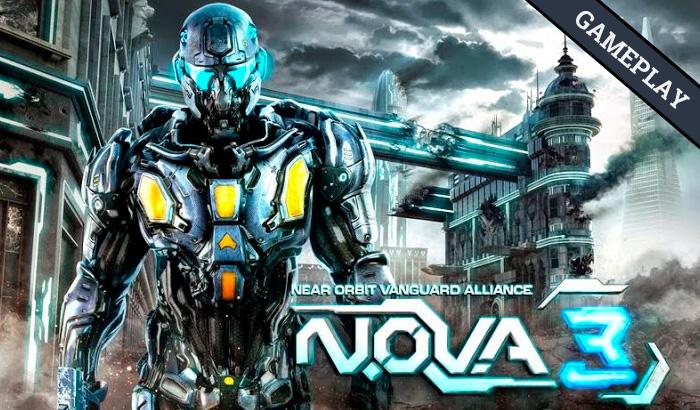El Jugón De Móvil Gameplay Nova 3 Freedom Edition
