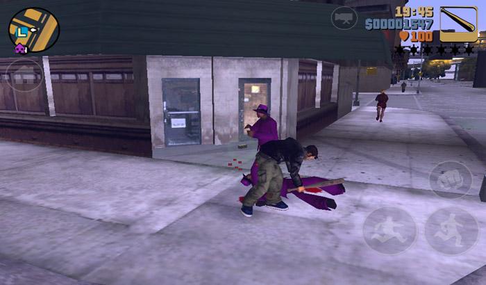 El Jug—ón de Móvil - GTA3 Partida