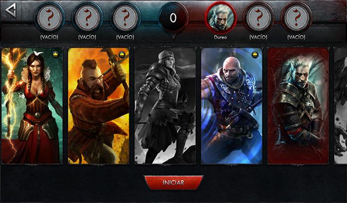 El Jugón de Movil Analisis The Witcher partida 3