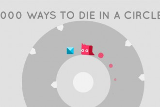Portada de 1000 ways to die in a circle para análisis de El Jugón de Móvil