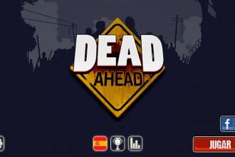 El jugón de móvil jugando Dead Ahead