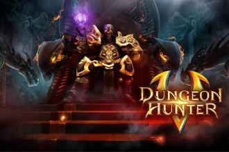 El Jugón de Movil Análisis Dungeon hunter 5 Portada