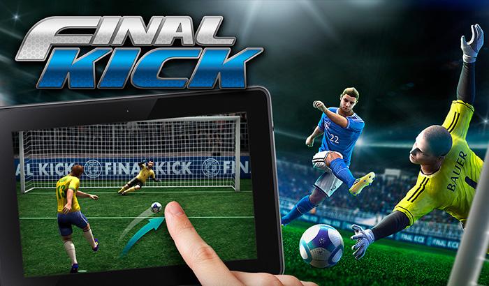 El Jugón de Móvil - Noticia Final Kick