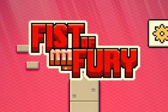 El Jugón De Móvil - Fist Of Fury Portada