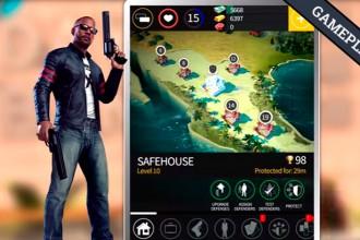 El Jugón De Móvil Gameplay All Guns Blazing