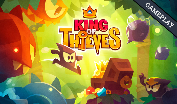 El Jugón de Móvil Gameplay King of Thieves Mi Primera Partida Portada