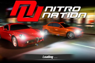 El Jugon De Movil Nitro Nation Portada
