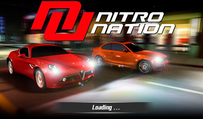 El Jugon De Movil Nitro Nation Portada