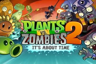 Análisis Juego Plants vs Zombies 2 Portada