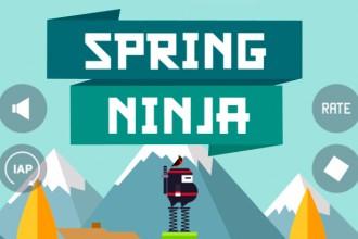 Análisis Juego Spring Ninja Portada