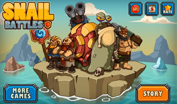 El Jugón de Movil Analisis Batalla de Caracol - Snail