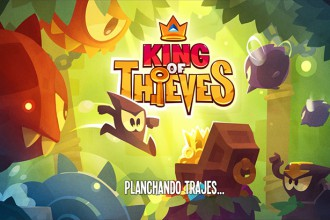 El Jugón de Movil Analisis King of Thieves portada