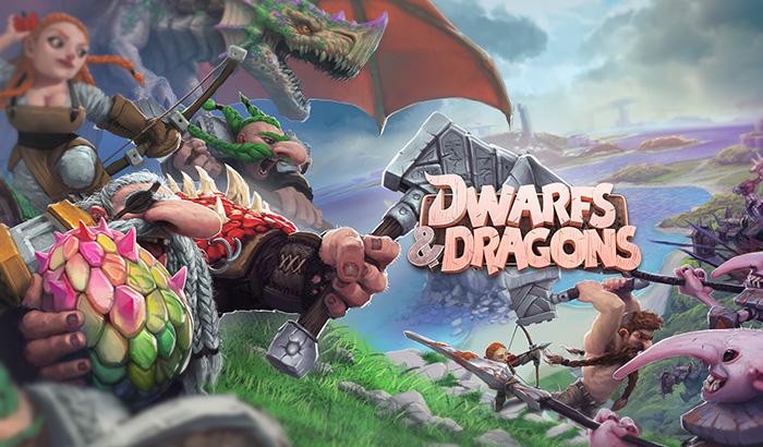 El Jugón de Móvil Análisis Dwarf & Dragons portada