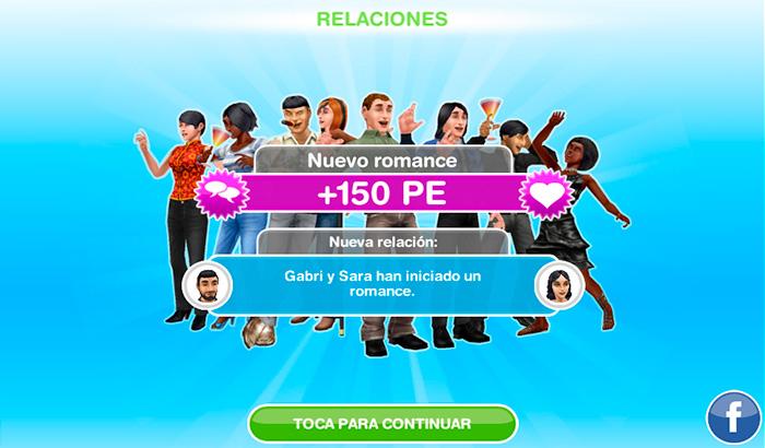 El Jugón de Móvil Guías y Trucos Los Sims Free Play - Mision 3 Se respira amor