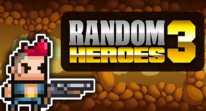 El Jugón de Móvil Análisis Random Heroes 3 portada