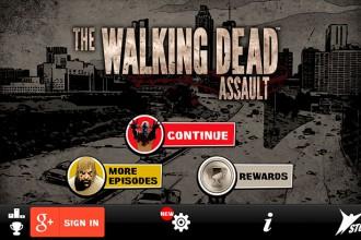 El Jugón de Móvil Análisis The walking dead assault