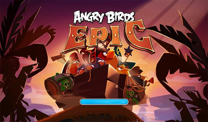 El Jugón de Móvil Análisis Angry Birds Epic portada