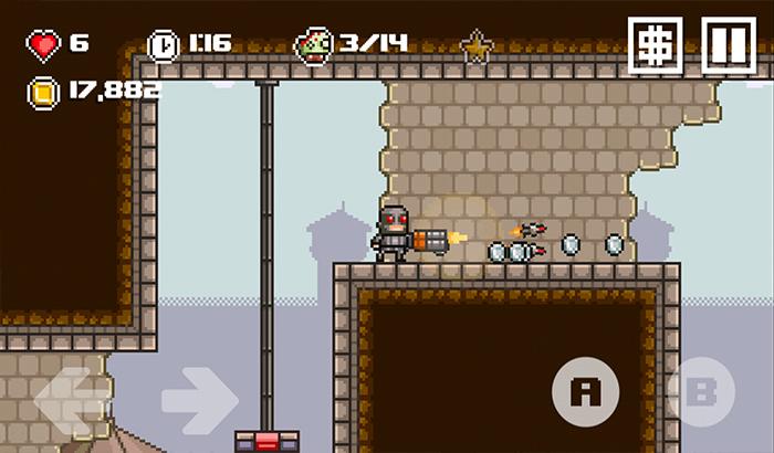 El Jugón de Móvil Análisis Random Heroes 3 partida2
