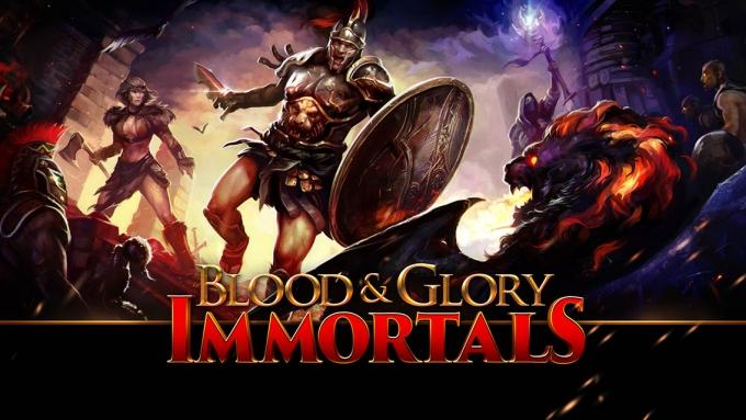 El Jugón de Móvil Análisis BLOOD & GLORY :INMORTALS portada