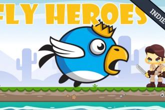 El Jugón de Móvil Fly Herores Portada