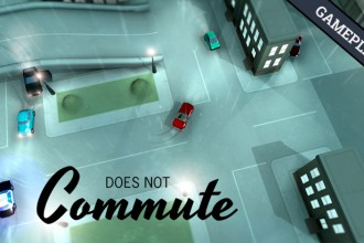 El Jugon De Móvil Gameplay Does Not Commute mi primera partida