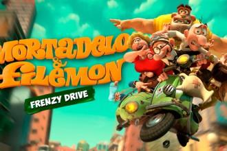 El Jugón de Móvil Análisis Mortadelo & Filemón Frenzy Drive Portada