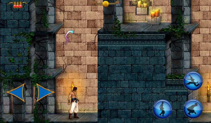 El Jugón de Móvil Análisis Prince of Persia - Partida