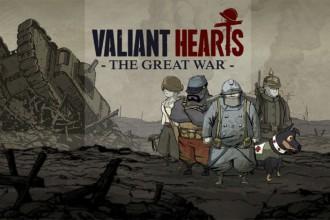 El Jugón de Móvil Valiant Hearts The Great War Análisis Portada