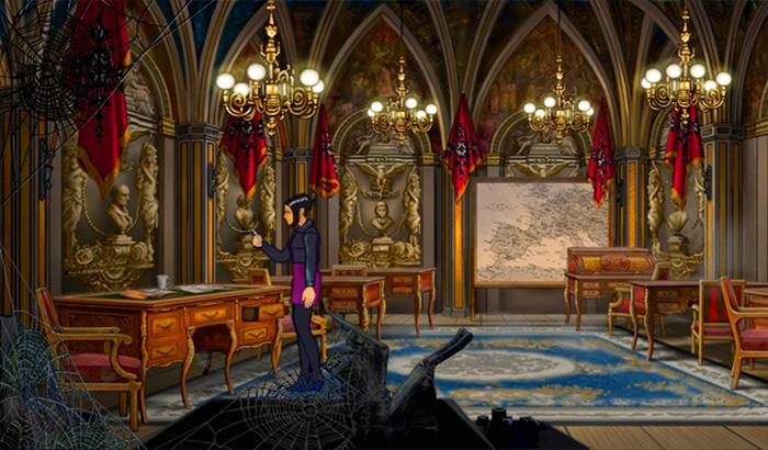 El Jugón de Movil Analisis Broken Sword partida 2