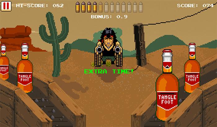 El Jugón de Movil Análisis Guns N' Bottles partida 1