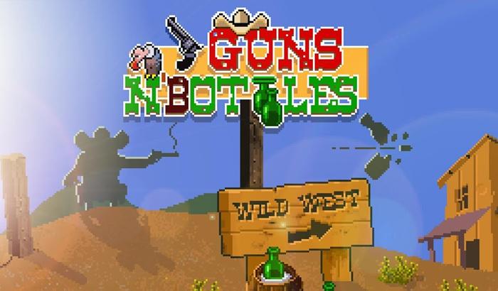 El Jugón de Movil Análisis Guns N' Bottles portada
