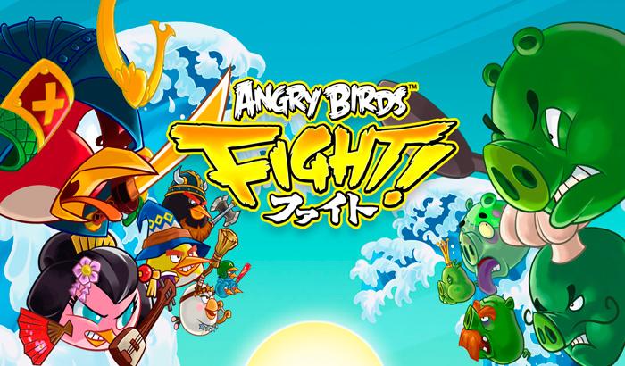El Jugón De Móvil Análisis Angry Birds Fight Portada