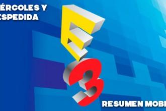 El Jugón De Móvil especial E3 -505 Games y Square Enix anuncia sus novedades para móvil