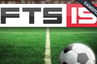 El Jugón de Móvil Gameplay First Touch Soccer 2015 mi primera partida