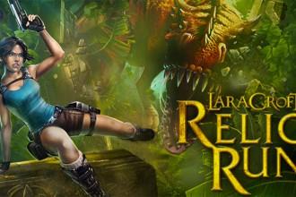 El Jugón de Móvil Lara Croft: Relic Run Portada