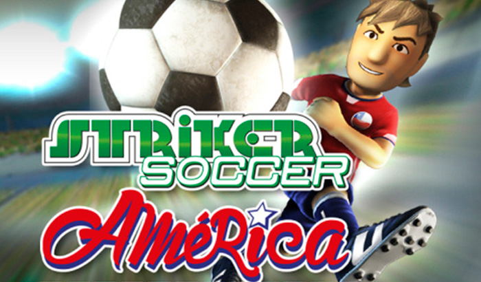 El Jugón de Móvil Striker Soccer America Portada