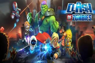El Jugon De Movil Análisis X-War: Clash of Zombies portada
