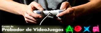 Oferta Curso Probador de Videojuegos