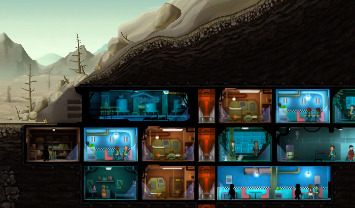 El Jugon De Movil fallout shelter