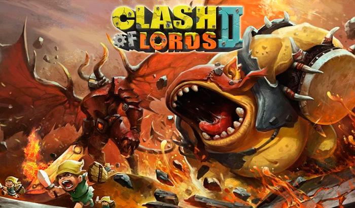 El Jugón De Móvil Análisis Clash of Lords Portada