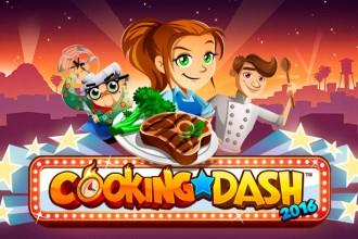 El Jugón De Móvil Análisis Cooking Dash 2016 portada